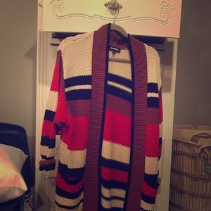 Express cardigan   Quarter sleeve